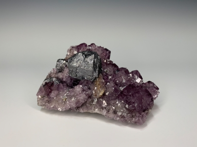Fluorite and Galena from Blackdene Weardale, County Durham, England [db_pics/update7/ML00639d.jpg]