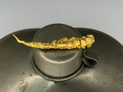 Gold from Undisclosed mine near Guelmim, Guelmim-Oued Noun Region, Morocco [db_pics/update7/ML00711d.jpg]