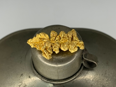 Gold from Undisclosed mine near Guelmim, Guelmim-Oued Noun Region, Morocco [db_pics/update7/ML00714d.jpg]