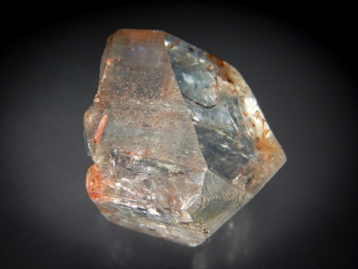 Topaz from Terryall Mountain, Park County, Colorado USA [db_pics/zowater/DZ0602a.jpg]