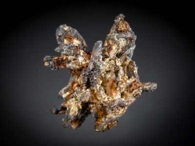 Silver with Copper from North Kearsarge Mine, Keweenaw County, Michigan [db_pics/zowater/DZ0604b.jpg]