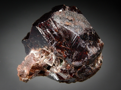 Rutile from Graves Mountain, Lincoln County, Georgia USA [db_pics/zowater/DZ1605b.jpg]
