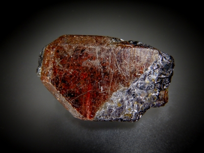 Rhodonite in Galena from Broken Hill, New South Wales, Australia [db_pics/zowater/DZ2011b.jpg]
