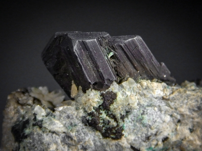 Chalcocite from Bristol, Connecticut, USA [db_pics/zowater/DZ2201c.jpg]