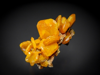 Wulfenite from Touissit, Morocco [db_pics/zowater/DZ2807c.jpg]