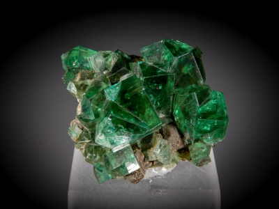 Fluorite with Galena from Heights Mine, Weardale, Cumberland, England [db_pics/zowater/DZ3902a.jpg]
