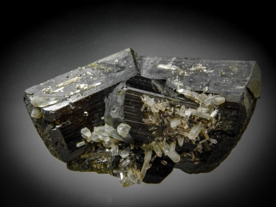 Epidote from Green Monster Mountain, Prince of Wales Island, Alaska USA [db_pics/zowater/DZ4301a.jpg]