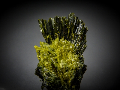 Epidote from Green Monster Mountain, Prince of Wales Island, Alaska USA [db_pics/zowater/DZ4507b.jpg]