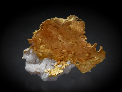 Gold from Round Mountain Mine, Nye County, Nevada, USA [db_pics/zowater/DZ4511a.jpg]