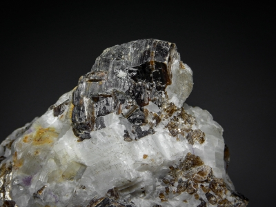 Phlogopite in Calcite from Franklin, New Jersey USA [db_pics/zowater/DZ5909b.jpg]