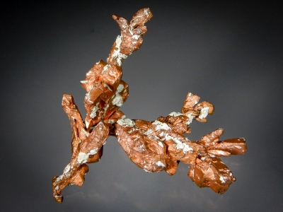 Copper from Keweenaw Peninsula, Michigan, USA [db_pics/zowater/DZXX07a.jpg]